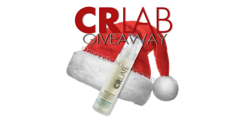 giveaway di Natale Crlab