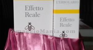 kit L'Erbolario Effetto Reale vinto da Paola