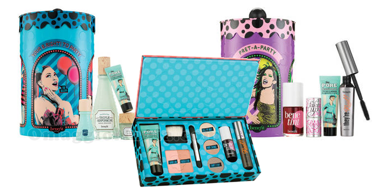 kit Natale Benefit Cosmetics
