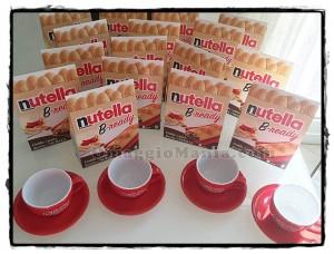 kit colazione Nutella vinto e ricevuto da Sonia