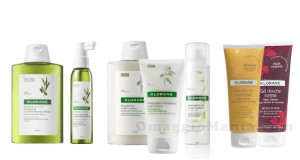 kit cosmetici Klorane concorso Green Family