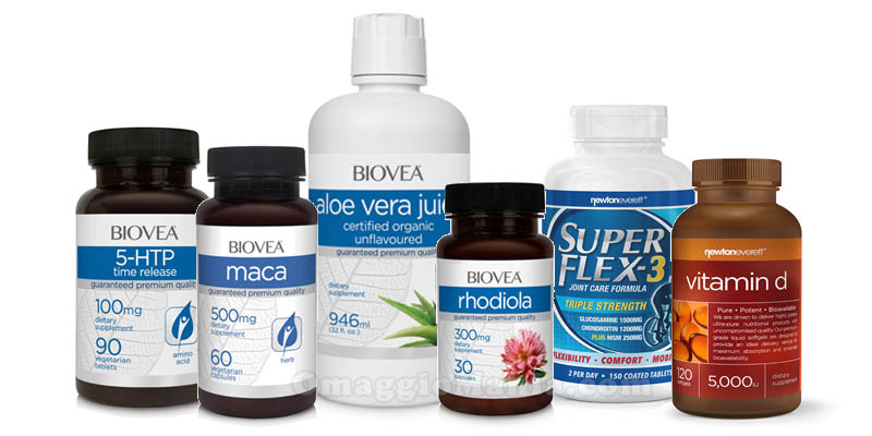 kit di prodotti popolari Biovea