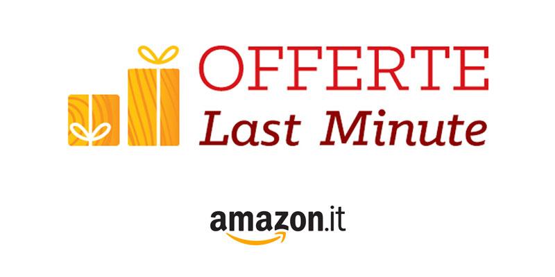offerte last minute amazon