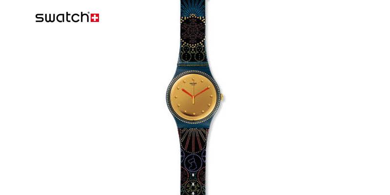 orologio Swatch Lucinfesta