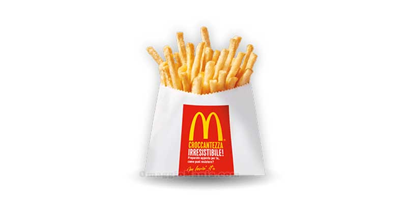 patatine McDonald's