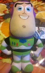 peluche Buzz Lightyear di Stefano