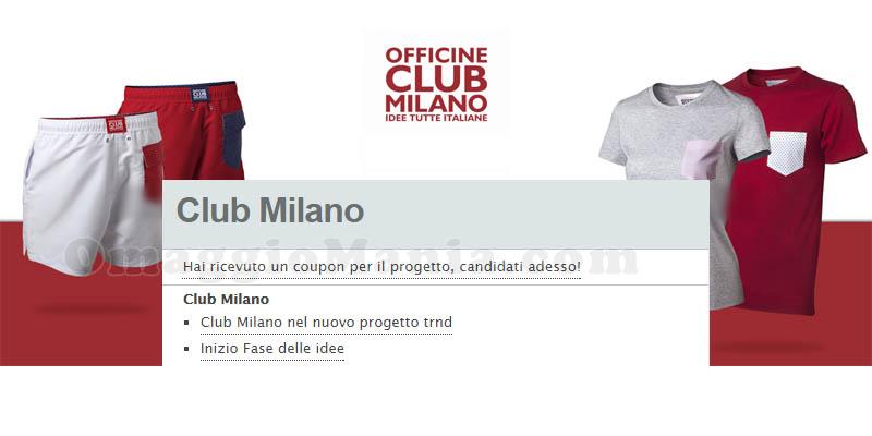 progetto TRND Club Milano