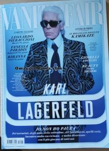 rivista Vanity Fair 47 ricevuta gratis da Natty