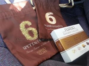 shopper Ferrero Rocher omaggio
