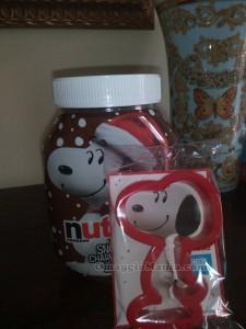 stampino Nutella Snoopy di Luciana