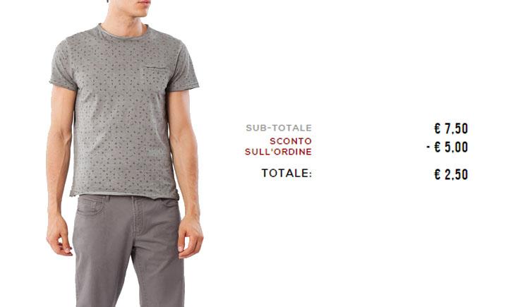 t-shirt fantasia a 2.50€