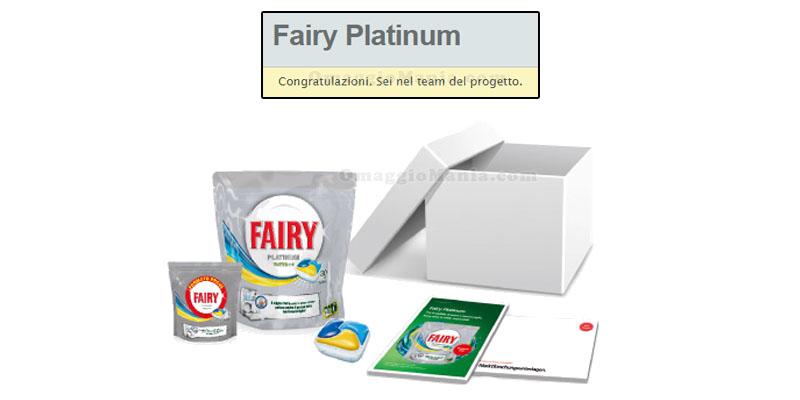 tester Fairy Platinum conferma