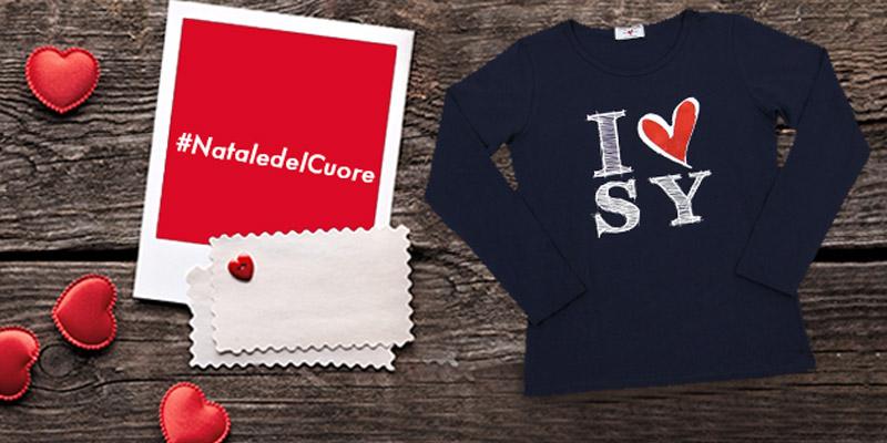 vinci accessori Sweet Years con #NataledelCuore