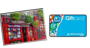 vinci buono Mondadori o viaggio a Dublino