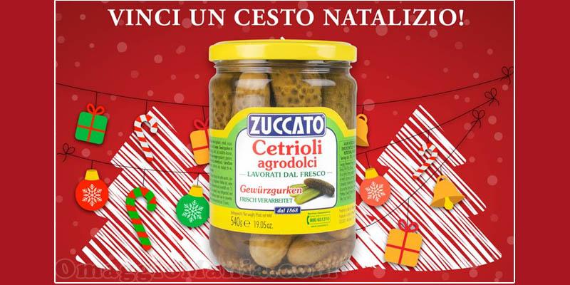 vinci cesto natalizio Zuccato