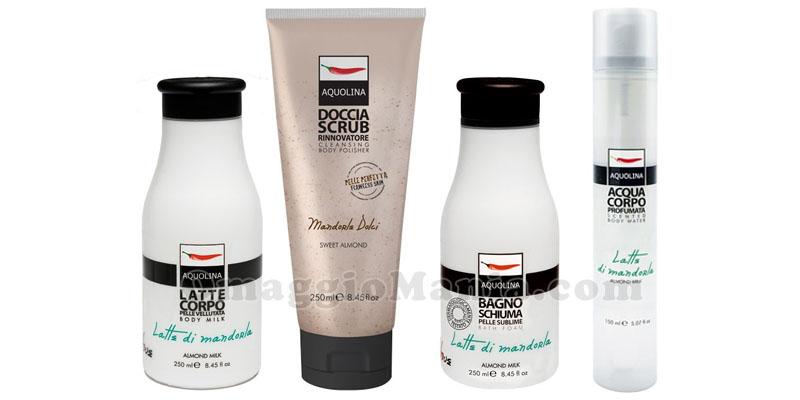 vinci kit di prodotti Aquolina con Cosmopolitan