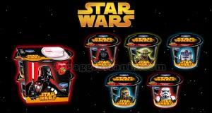 yogurt Star Wars Danone