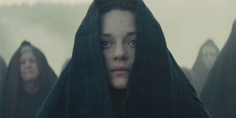 Lady MacBeth film