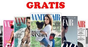 Vanity Fair 3 mesi omaggio terza possibilità