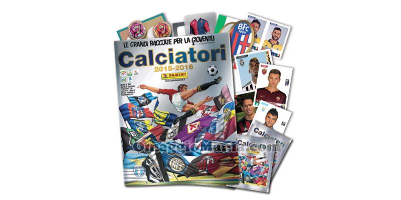 album Calciatori Panini 2015-2016