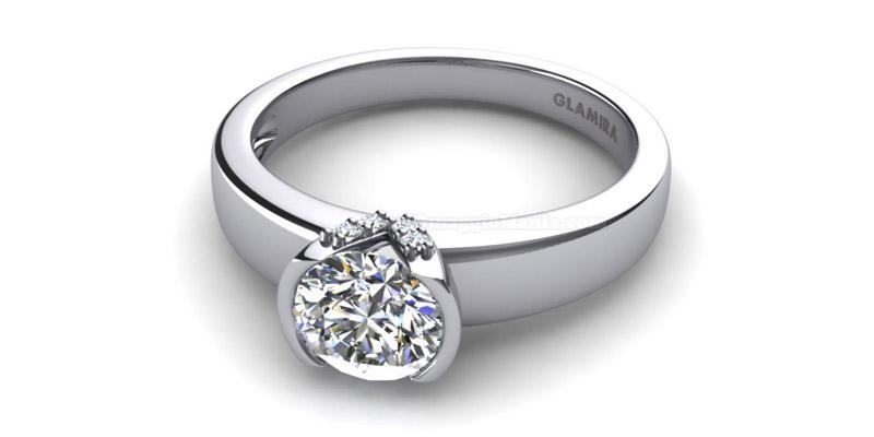 anello diamante Glamira