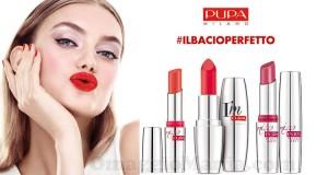 anticipazione concorso Pupa Il Bacio Perfetto