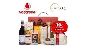 buono sconto Eataly con Vodafone