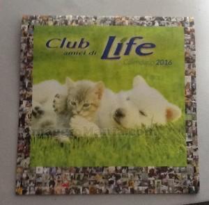 calendario Club Amici di Life di Tataa71