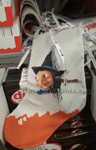 calza della Befana Kinder 2016 di Eleonora