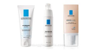 campioni omaggio La Roche-Posay pelle sensibile