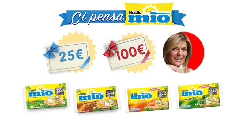 concorso Ci pensa MIO Nestlé
