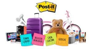 concorso Post-it Shopping da ricordare