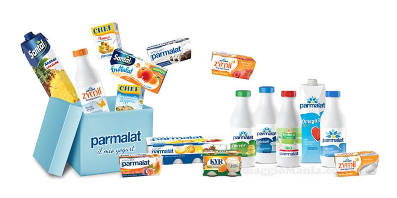 fornitura Parmalat