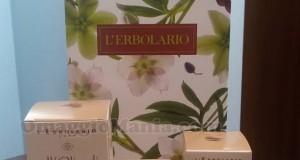 kit L'Erbolario vinto da Martina con Elle