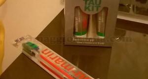 kit Tau-Marin vinto da Paola