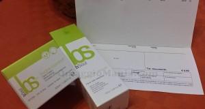 kit bSoul ricevuto da Valentina