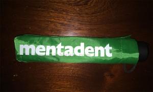 ombrello Mentadent ricevuto da Turchina17