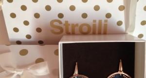orecchini Stroili Oro vinti da Dani
