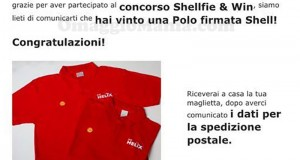polo Shell vinta da Claudia