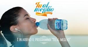 programma benessere Tu al meglio Acqua Vitasnella