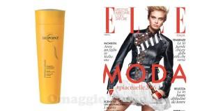 rivista Elle con shampoo Biopoint