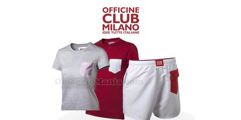sorpresa Officine Club Milano