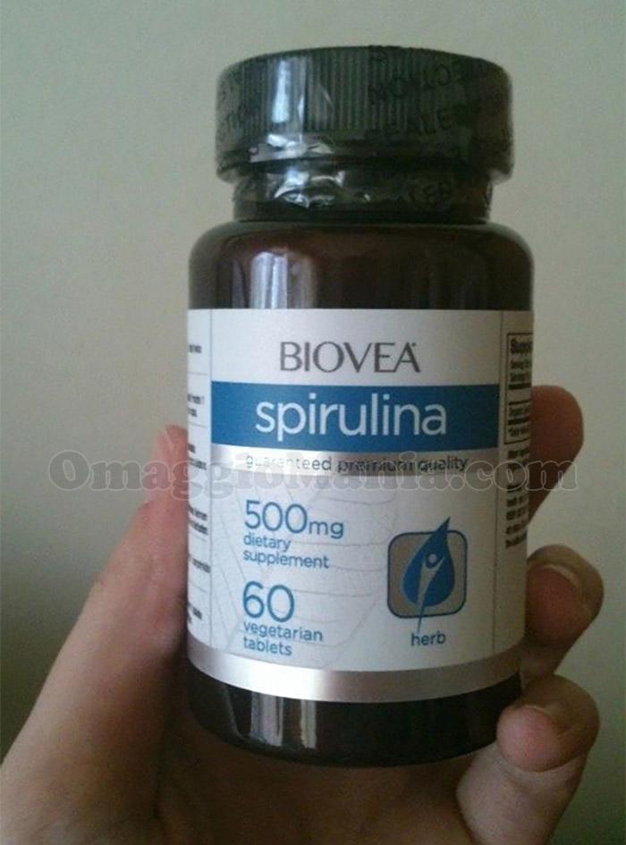 spirulina Biovea vinta da Arianna