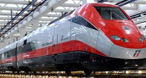 treno Frecciarossa Trenitalia