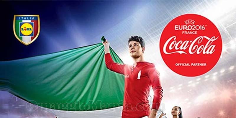 vinci France 2016 con Coca Cola e Lidl
