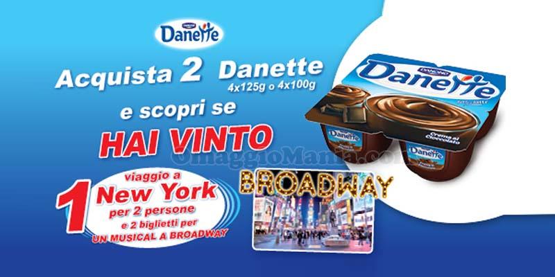 vinci New York con Danette Danone
