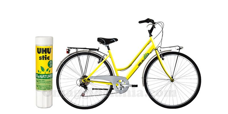 vinci bicicletta Uhu ReNature
