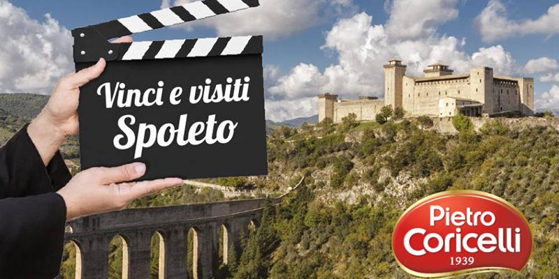 vinci e visiti Spoleto con olio Pietro Coricelli