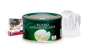 vinci smartbox cene da chef con burro chiarificato Prealpi