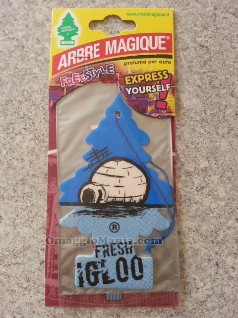 Arbre Magique Fresh Igloo vinto da Sabry77
